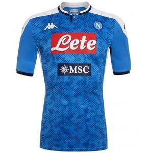 ssc napoli shirt thuis kids 2019-2020