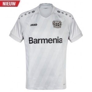 jako bayer 04 leverkusen shirt grijs 2019-2020