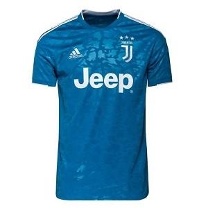 juventus 3e shirt blauw kids 2019-2020