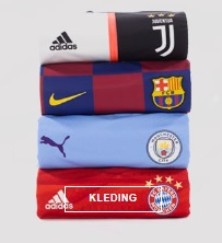 voetbalshirts clubs 2019-2020