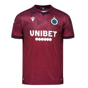 club brugge rood uitshirt 2019-2020
