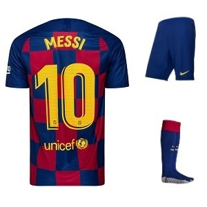 messi thuistenue 2019-2020