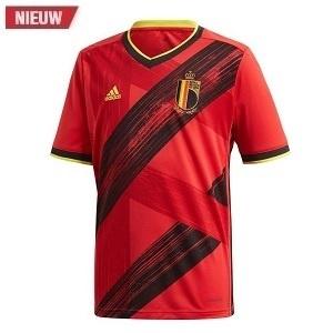adidas belgie thuisshirt kids 2020-2021