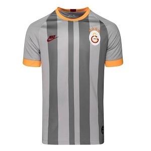 nike galatasaray 3de shirt grijs 2019-2020