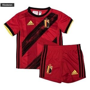 adidas belgie tenue minikit kind 2020-21