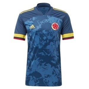 adidas colombia uitshirt 2020-2022