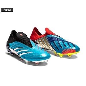 adidas predator archive 2 verschillende voetbalschoenen