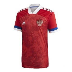 adidas rusland thuisshirt ek 2020-21