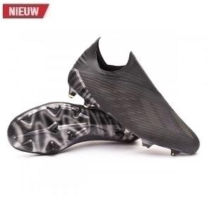 adidas x19 black shadowbeast voetbalschoenen