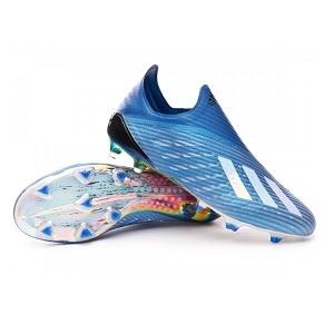 adidas x20 salah voetbalschoenen blauw