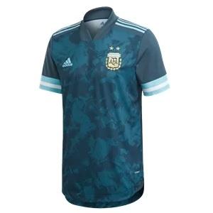 argentinie uitshirt blauw 2020-2021