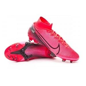 nike mbappe voetbalschoenen rood kind