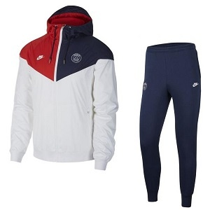 psg trainingspak windjack