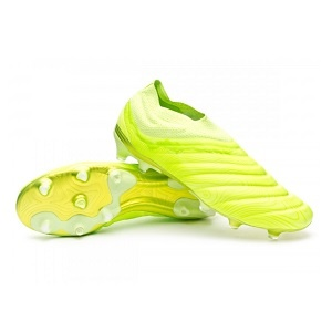 adidas dybala locality primeknit fluor geel