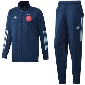 ajax trainingspak donkerblauw 2020-2021