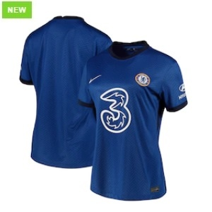 chelsea fc 3 thuisshirt vrouw 2020-2021
