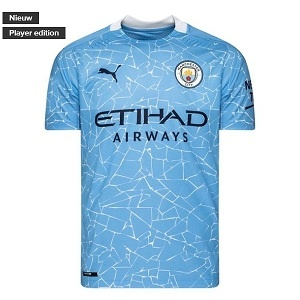 manchester city thuisshirt kind 2020-2021