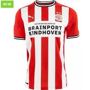 puma psv eindhoven shirt thuis 2020-2021