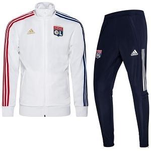 adidas olympique lyon trainingspak 2020-2021