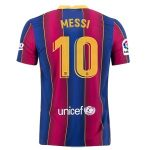 lionel messi barcelona thuisshirt kind 2020-21