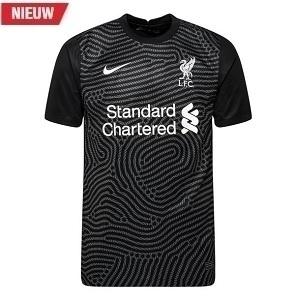 nike liverpool keepersshirt zwart 2020-2021
