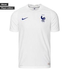 nike frankrijk shirt uit kids 2020-2021