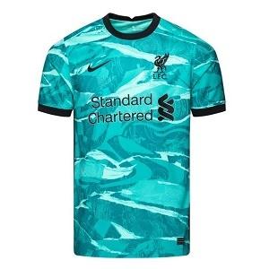 nike liverpool shirt uit kids 2020-2021
