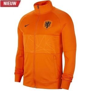 nike oranje trainingsjack 2020-2021