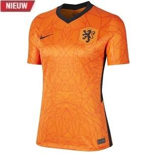 oranje shirt dames nederland