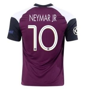 paris saint germain 3de shirt neymar paars 2020-21