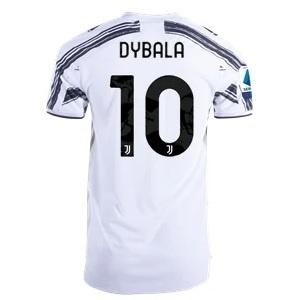 paulo dybala juventus thuisshirt 2020-2021