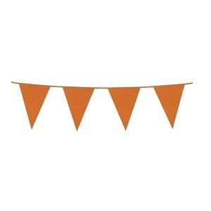 wk ek oranje plastic buiten feestslinger 10 meter