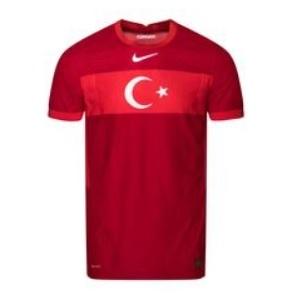 nike turkije uitshirt rood 2021-2022