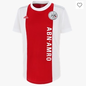 adidas ajax thuisshirt dames 2021-2022