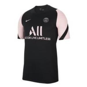 nike paris-saint germain trainingsshirt 2021-2022